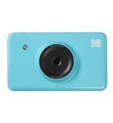 Kodak - Minishot Instant Camera Blue
