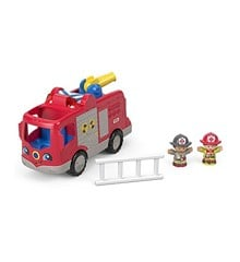 Fisher Price - Little People - Fire Truck (FPV29)