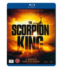 Scorpion King Collection, The (Blu-Ray)