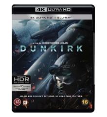 Dunkirk (4K Blu-Ray)