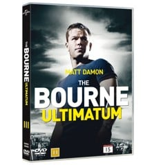 The Bourne Ultimatum - DVD