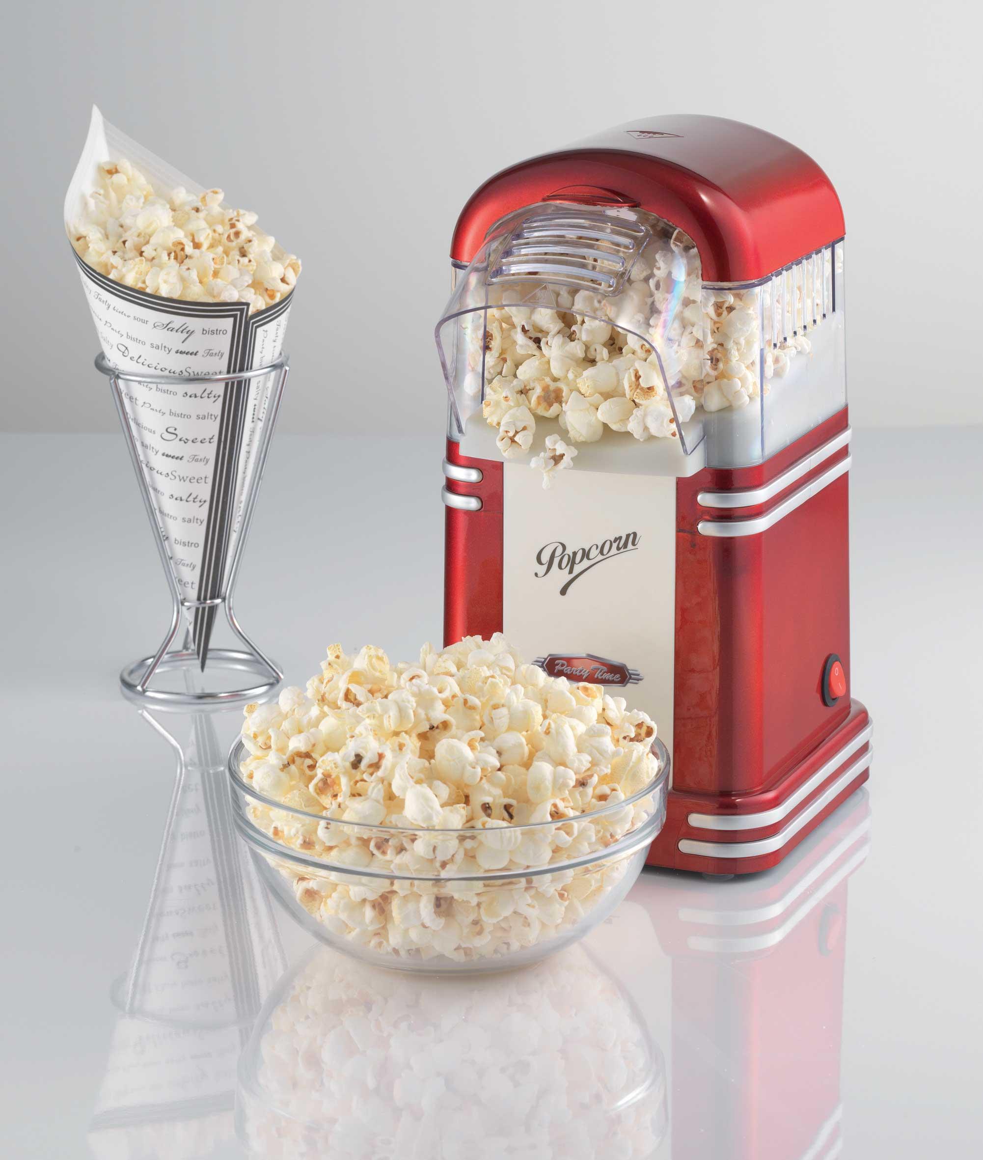 Retro Popcorn Maker - Ariete