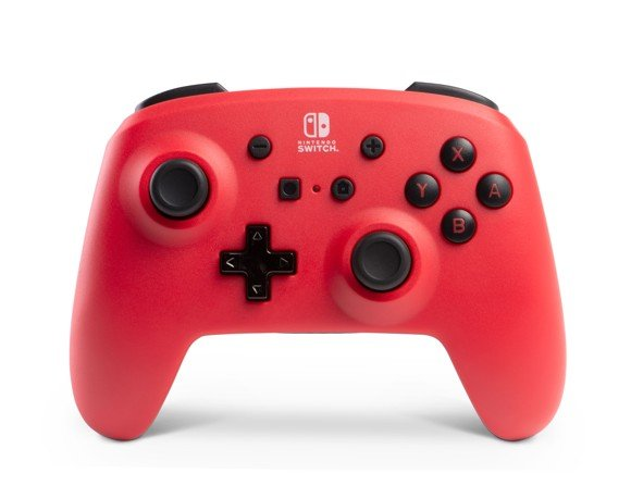 PowerA Enhanced Wireless Controller - Red