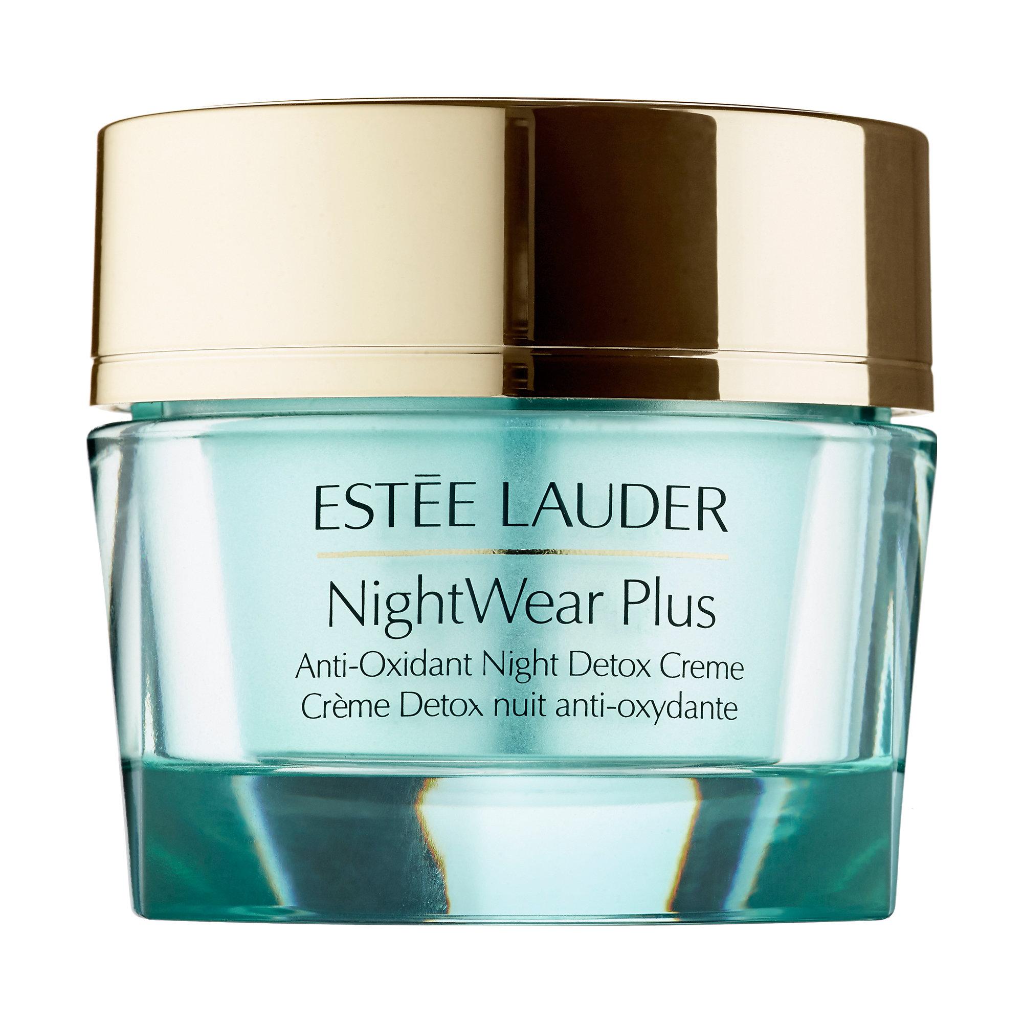 Estée Lauder - Nigthwear Plus Anti-oxidant Night Detox Creme 50 ml