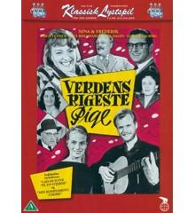 Verdens rigeste Pige - DVD