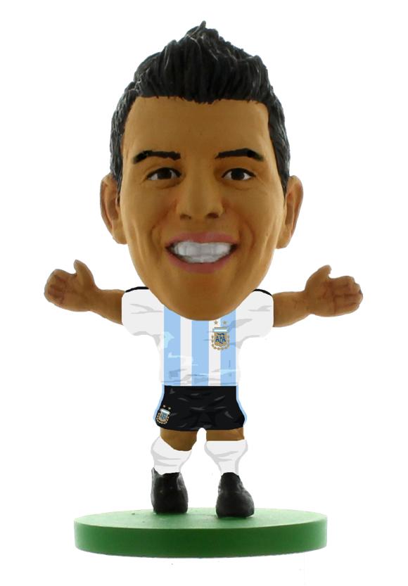 Soccerstarz - Argentina Sergio Aguero