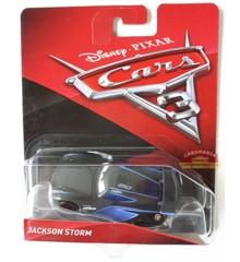 Cars 3 - Die Cars - Jackson Storm (DXV34)