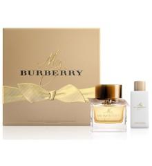 Burberry - My Burberry EDP 50 ml + Bodylotion 75 ml - Gavesæt