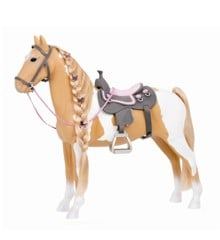 Our Generation - Palomino Paint Hairplay Horse (738030)