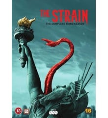 Strain, The: Season 3 - DVD