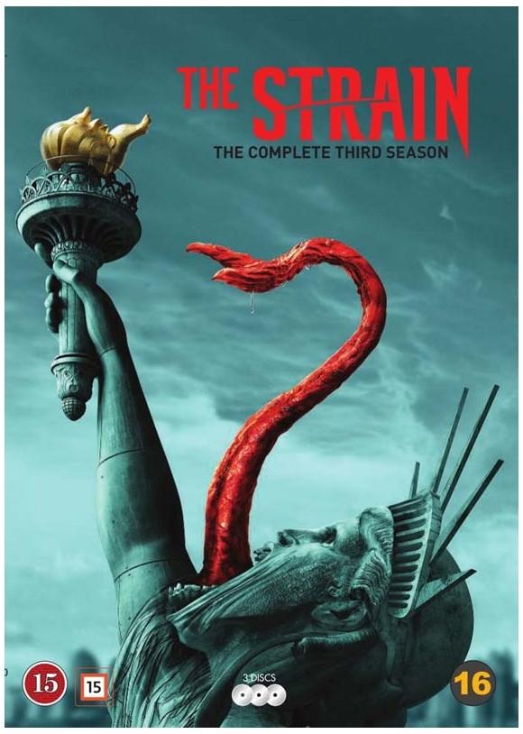 Strain, The: Season 3 - DVD