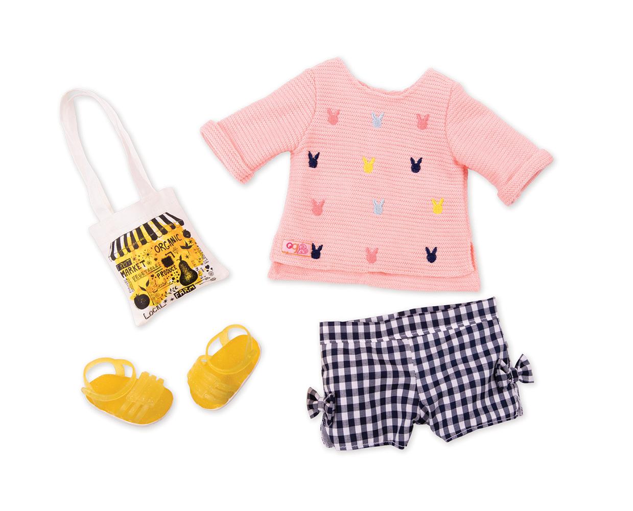 Our Generation - Einkaufs-Kleidung (730358)