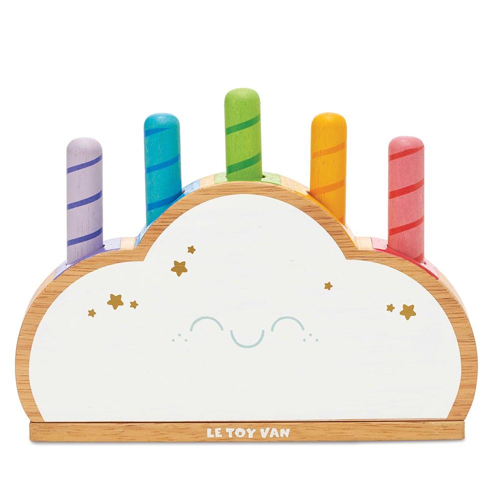 Le Toy Van - Rainbow Cloud Pop (LPL133)