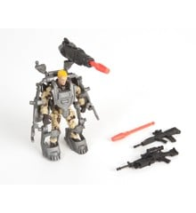 Soldier Force - Exo-Drone Machine - EXO Suit