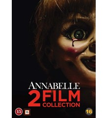 Annabelle 1 & 2 - DVD