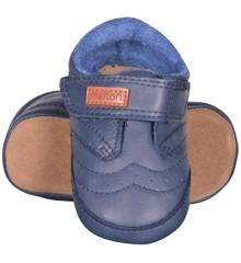 Melton - Leather Shoe - Velcro