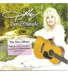 Dolly Parton ‎– Pure & Simple - 2CD