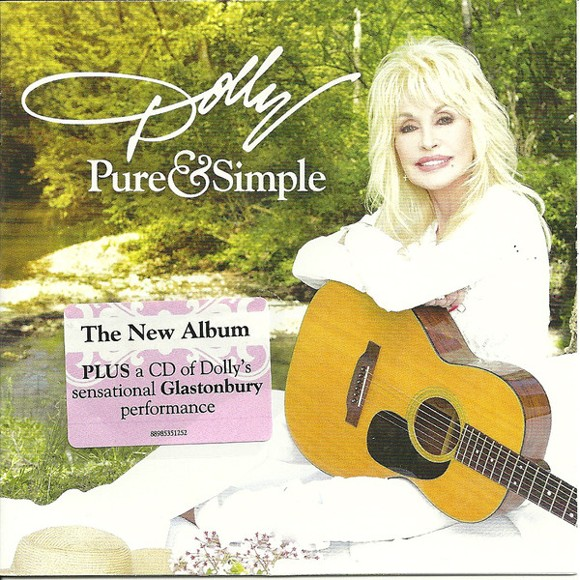 Dolly Parton – Pure & Simple - 2CD