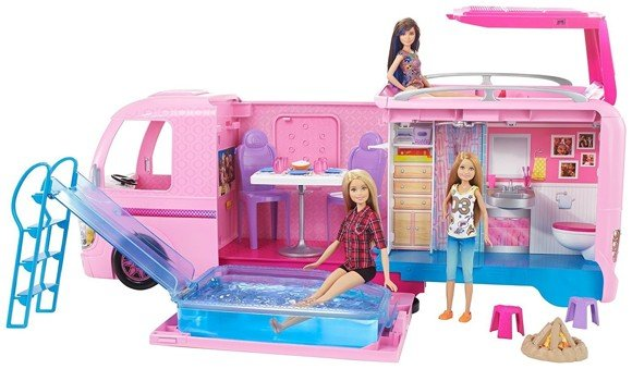 Barbie - Camper Playset (FBR34)