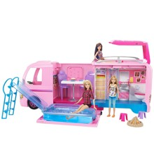 Barbie - Camping Legesæt (FBR34)