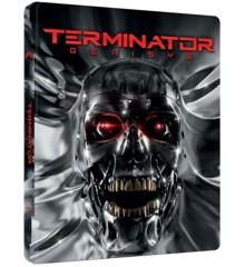 Terminator Genisys - Steelbook Futurepak (Blu-Ray)