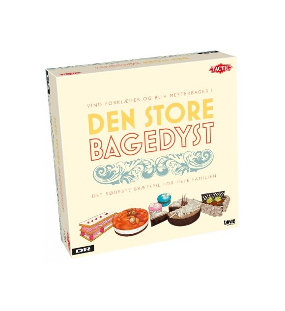 ​Tactic - Den store bagedyst