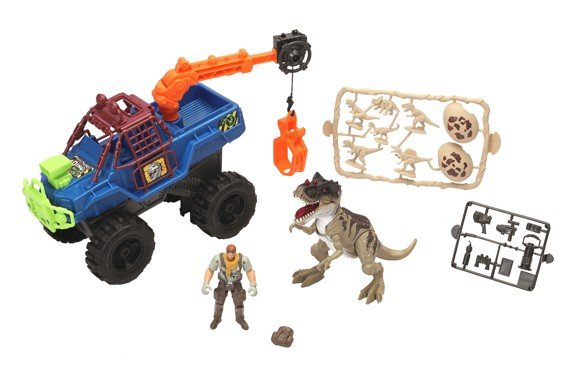 Dino Valley - Roughneck Bigwheel Playset (542055 )