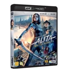 Alita: Battle Angel - 4K Blu ray