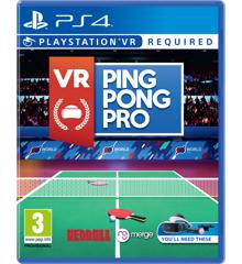 Ping Pong Pro (VR)