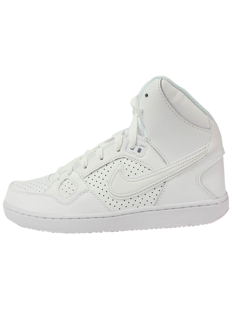martes Alcalde Farmacología  Buy Nike 'Son Of Force Mid' Shoe - White / Black