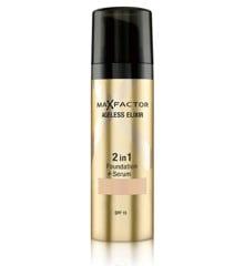 Max Factor - Ageless Elixir 2In1 - Sand