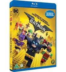 LEGO Batman Filmen / The LEGO Batman Movie (Blu-Ray)
