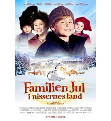 Familien jul: I nissernes land - DVD