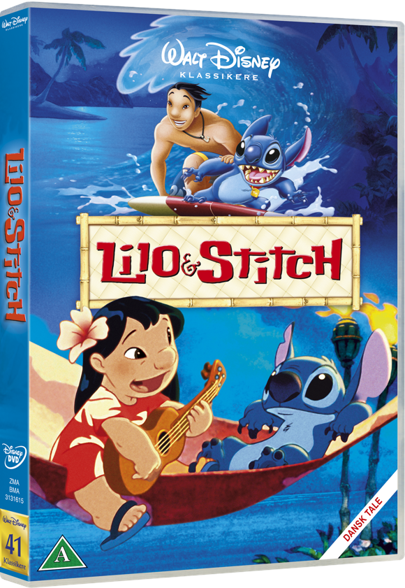 Disneys Lilo & Stitch - DVD