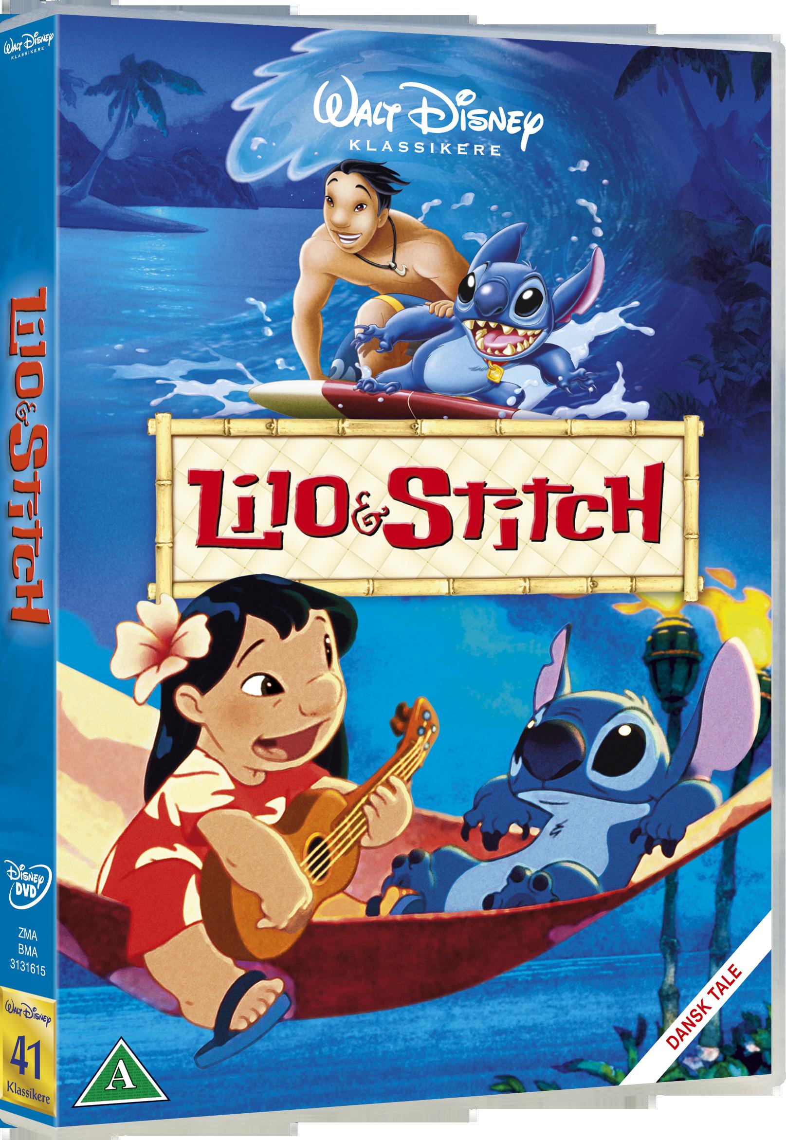 Lilo & Stitch Disney classic #42