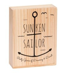Sunken Sailor - Boardgame (English) (MRKSS01EN)