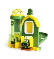 Oball - Go Grippers - John Deere Barn Playset (10595)