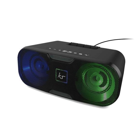 KITSOUND - Højttaler SLAM XL LED 100W