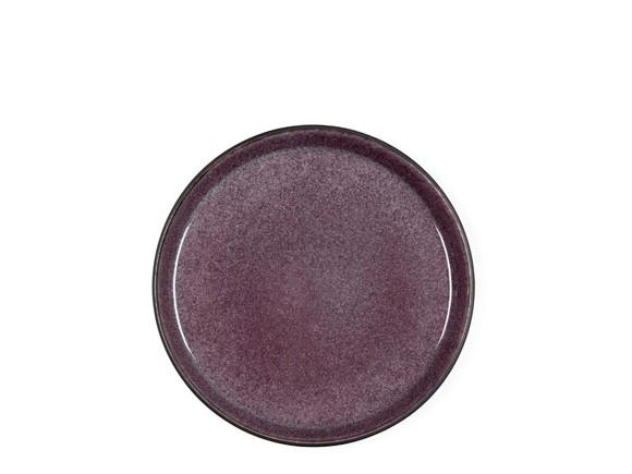 Bitz - Gastro Plate 21 cm - Black/Purple (821406)
