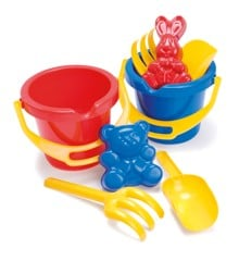 Dantoy - Bucket Set in Net 4 pcs (1429)