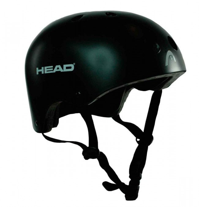 Head - Tornado Skater Helmet - S (53-55 cm) (50100BK S)