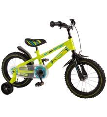 Volare - 14'' Børnecykel - Electric Green (3-5 år)