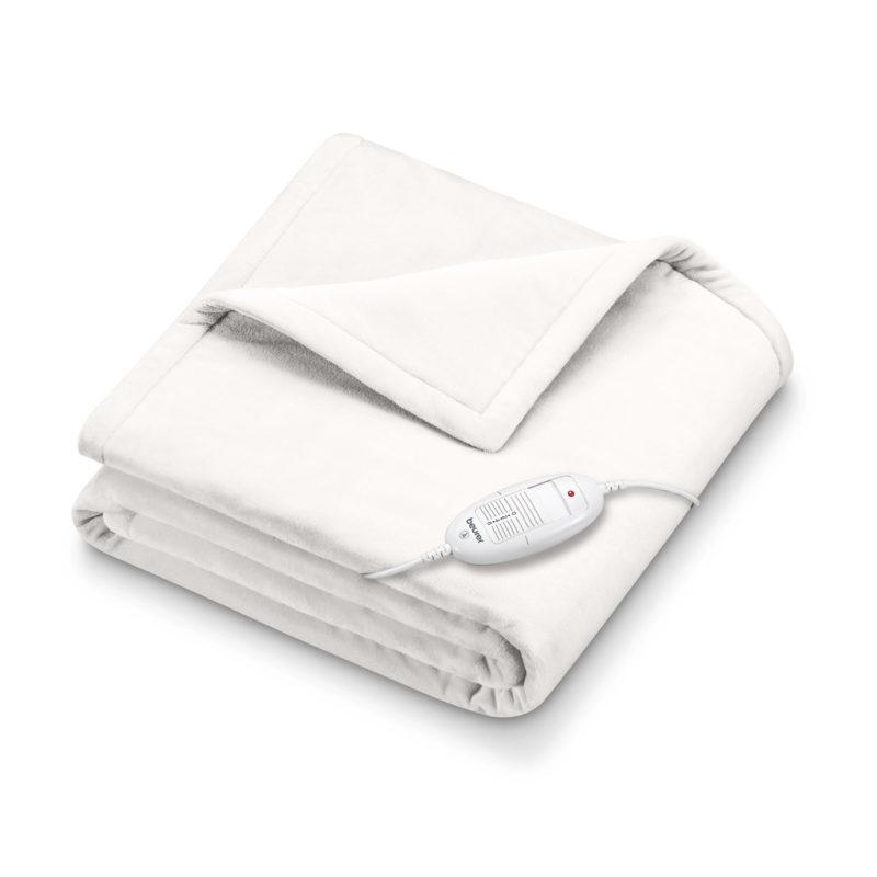 Beurer - HD 75 - Heating Blanket- White - 3 Years Warranty