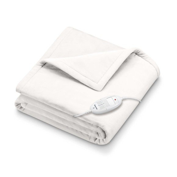 Beurer - HD 75 - Heating Blanket- White  - 3 Years Warranty