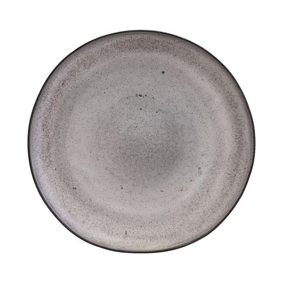 Nicolas Vahé - Stone Cake Plate 22 cm - Grey (NVZCM0102)