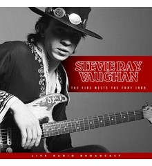 Stevie Ray Vaughan - Best of The Fire Meets The Fury 1989 - Vinyl