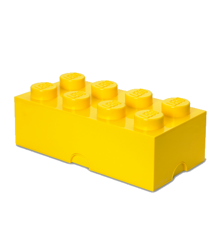 Room Copenhagen - LEGO Storeage Brick 8 - Bright Yellow (40041732)