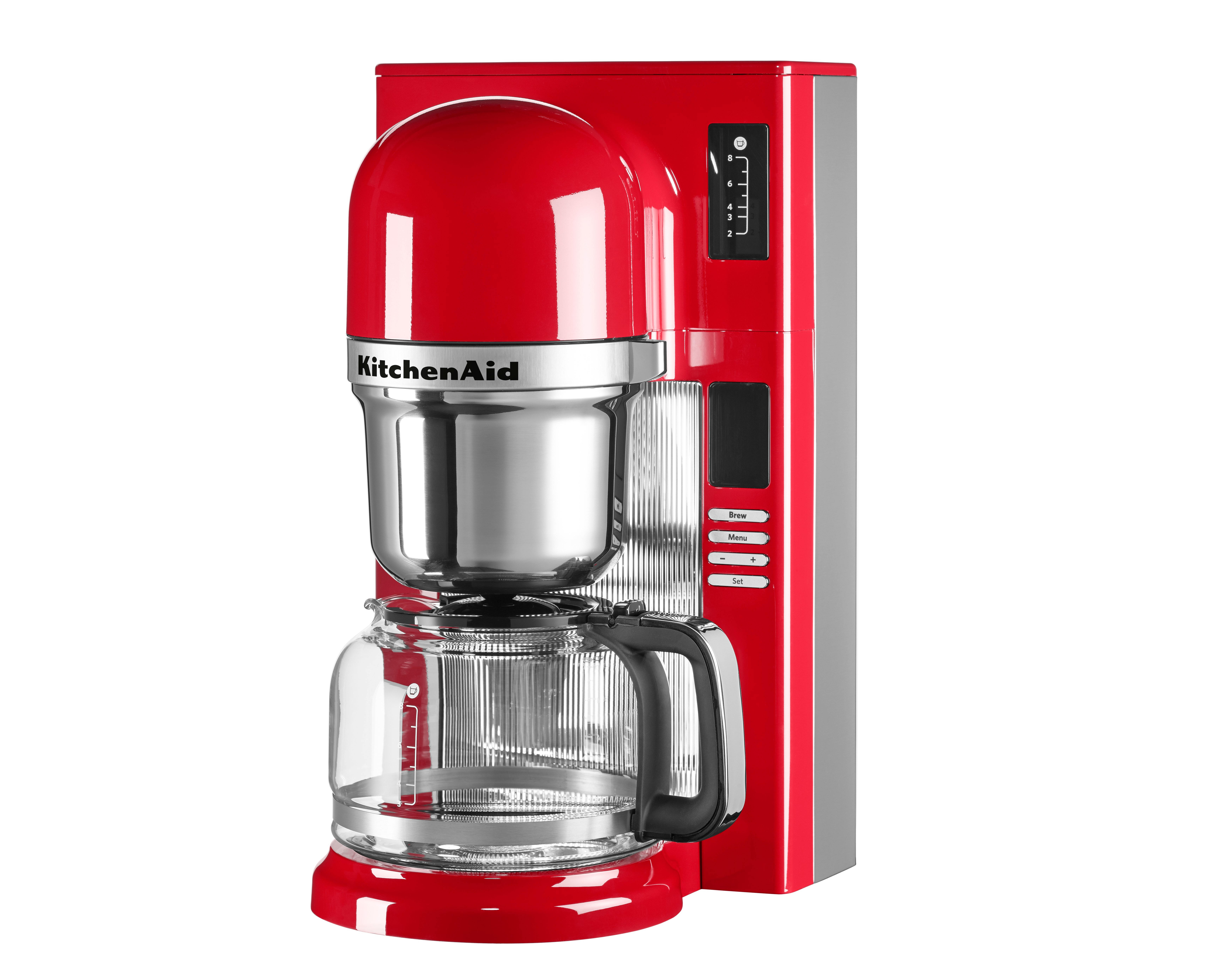 Buy Kitchenaid Pour Over Coffee Brewer Red 802eer