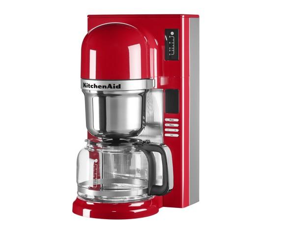 KitchenAid - Pour Over Kaffemaskine - Rød