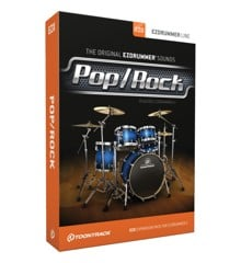Toontrack - EZX Pop/Rock - Expansion Pack For EZdrummer (DOWNLOAD)